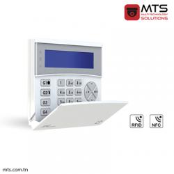 CLAVIER AMC AVEC LECTEUR RFID/NFC