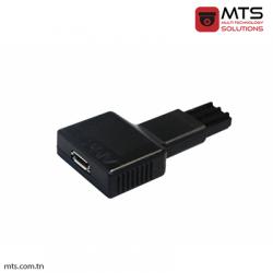 ADAPTATEUR USB AMC POUR LA PROGRAMMATION DES CENTRALES