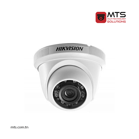 CAMERA HD HIKVISION DOME 2MP IR 20 M