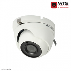 CAMERA HD HIKVISION DOME 5MP IR 20 M