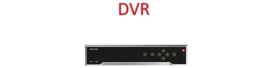 Enregistreurs DVR